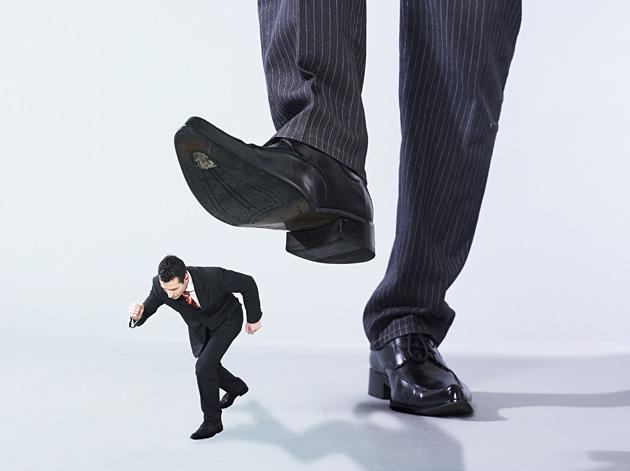 Mobbing – Psychoterror am Arbeitsplatz