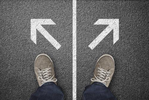 Schritt 1: Selbstanalyse und Orientierung