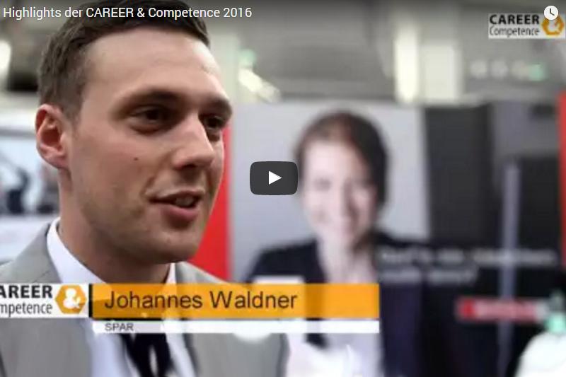 Videos der Karrieremesse in Österreich