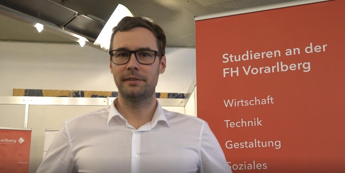 Thomas Metzler FH Vorarlberg
