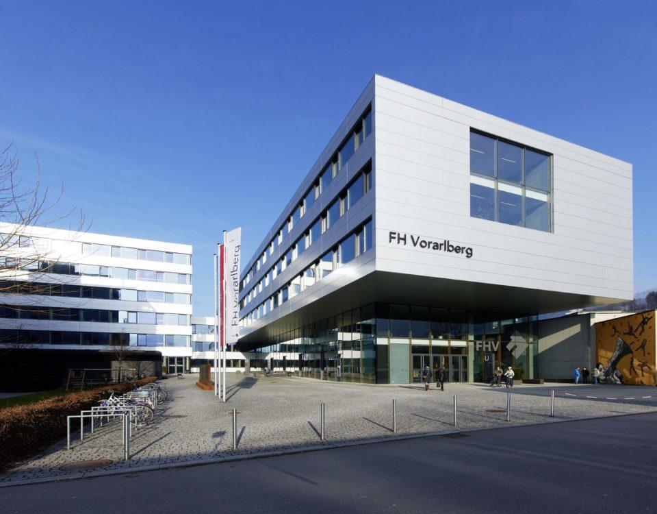 FH Vorarlberg im Spotlight der Mastermesse