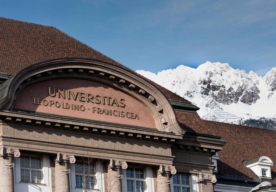 Universität Innsbruck im Spotlight der Karrieremesse