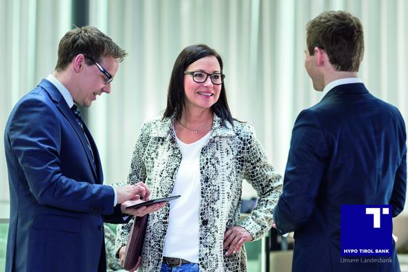 Hypo Tirol Bank im Spotlight der Karrieremesse